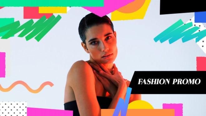 Fashion Promo: Premiere Pro Templates