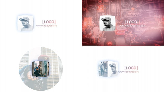 Logo Reveal: After Effects Templates