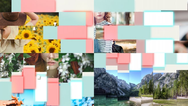 Upbeat Opener: After Effects Templates