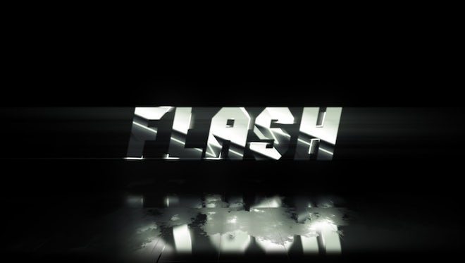 Glitch Flash Logo: After Effects Templates