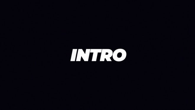 Intro: After Effects Templates