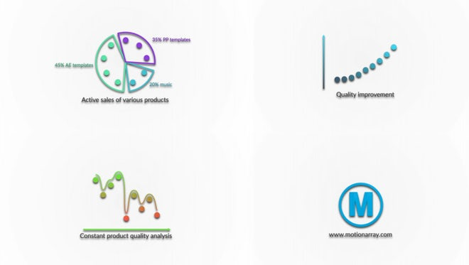 Corporate Infographics Logo: After Effects Templates