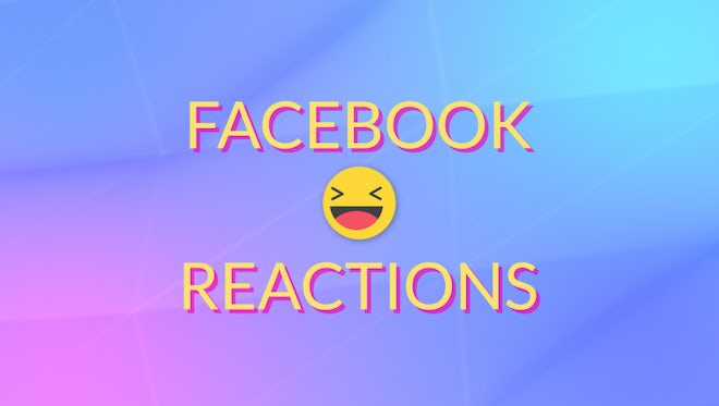 Facebook Emoji Reactions Pack: Stock Motion Graphics