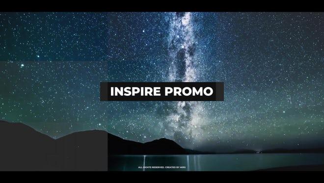 Inspire Promo: Premiere Pro Templates