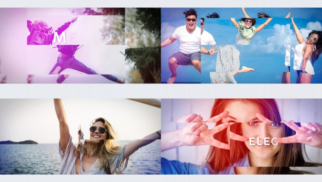 Media Opener: After Effects Templates