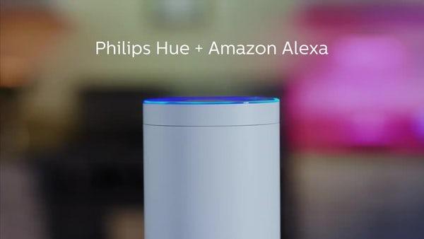 Philips Hue + Amazon Alexa