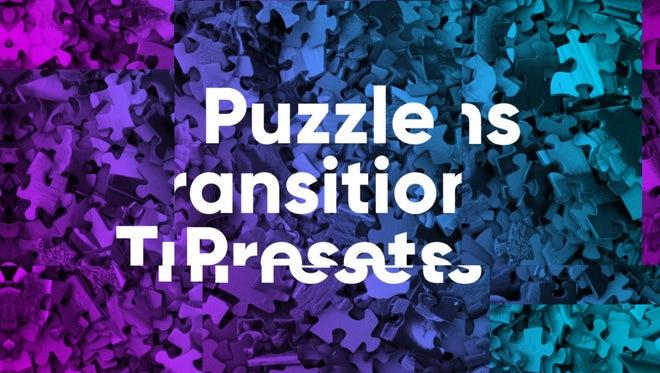 Puzzle Transitions Presets: Premiere Pro Presets