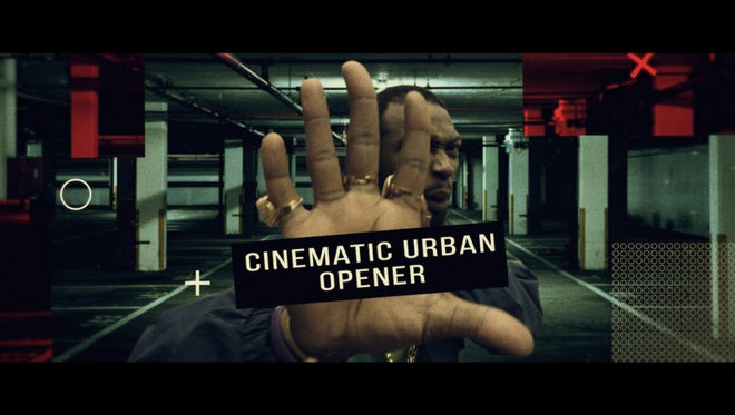 Cinematic Urban Opener: Premiere Pro Templates