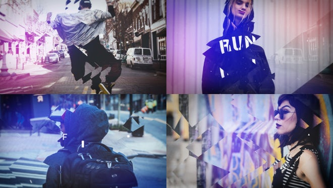Quick Opener: After Effects Templates