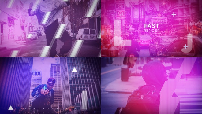 Digital Opener: After Effects Templates