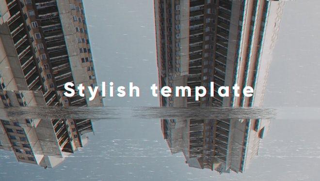 Urban Intro: Premiere Pro Templates