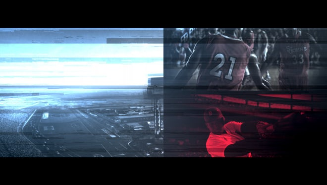 Opener Glitch Action: After Effects Templates