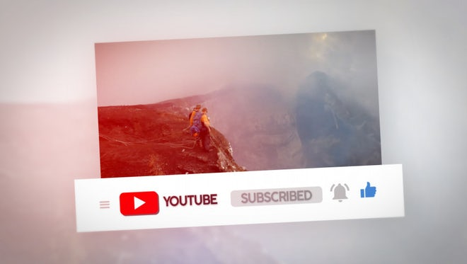 YouTube Opener: After Effects Templates