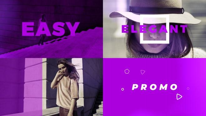 Fast Fashion Opener: Premiere Pro Templates