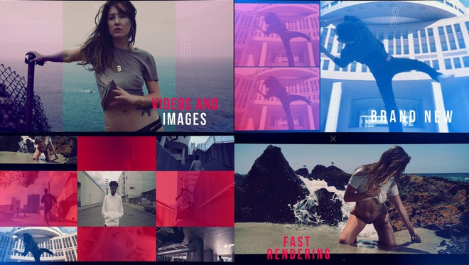 Urban Dynamic: After Effects Templates
