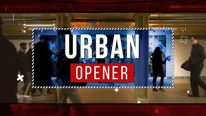 Urban Intro Opener: Premiere Pro Templates