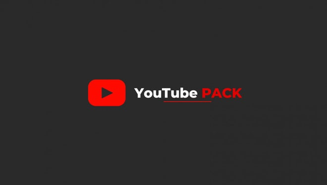 Youtube Pack: After Effects Templates