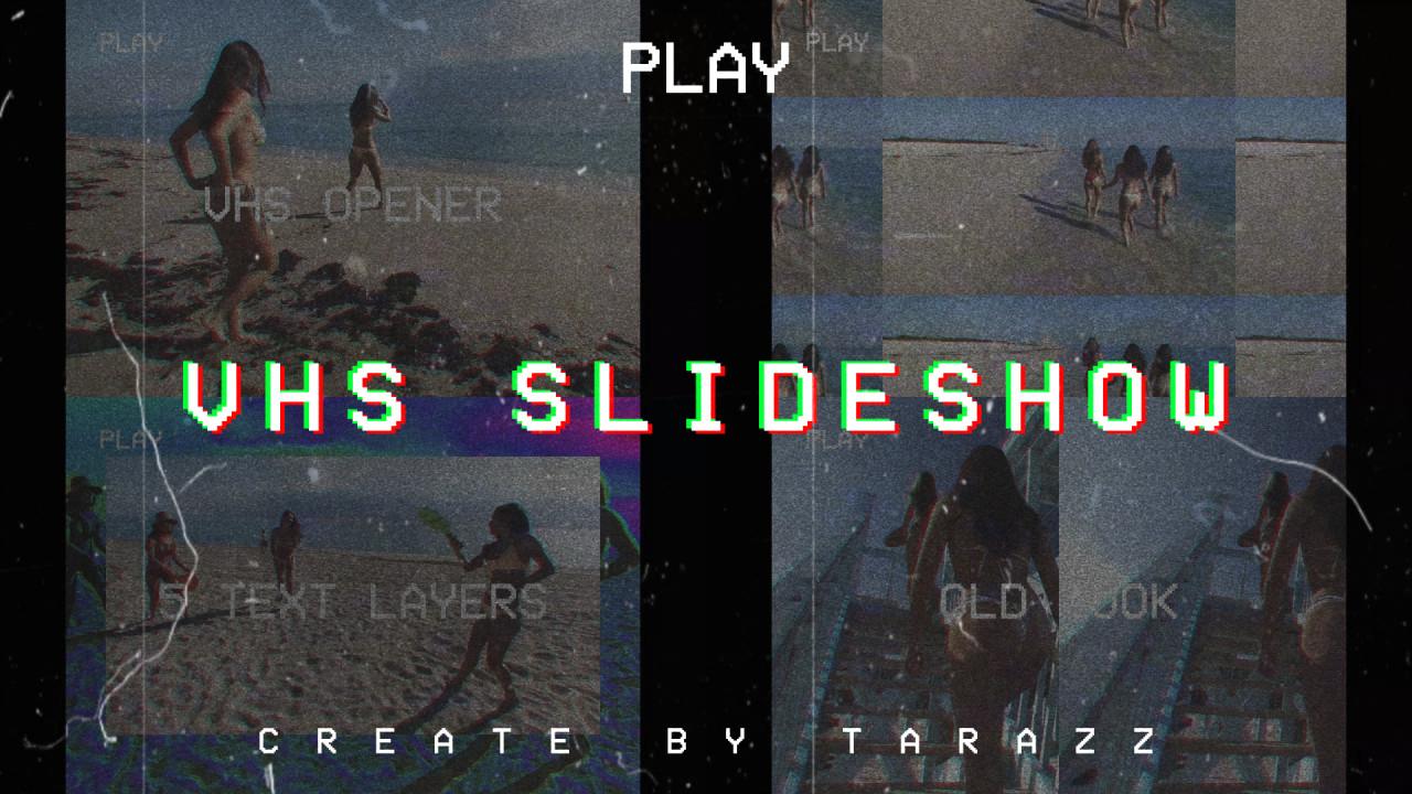 VHS Slideshow 137621+ Music