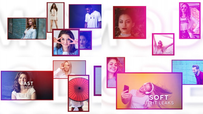 Model Opener: After Effects Templates