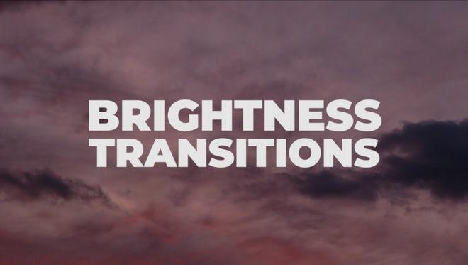 Brightness Transitions: Premiere Pro Presets