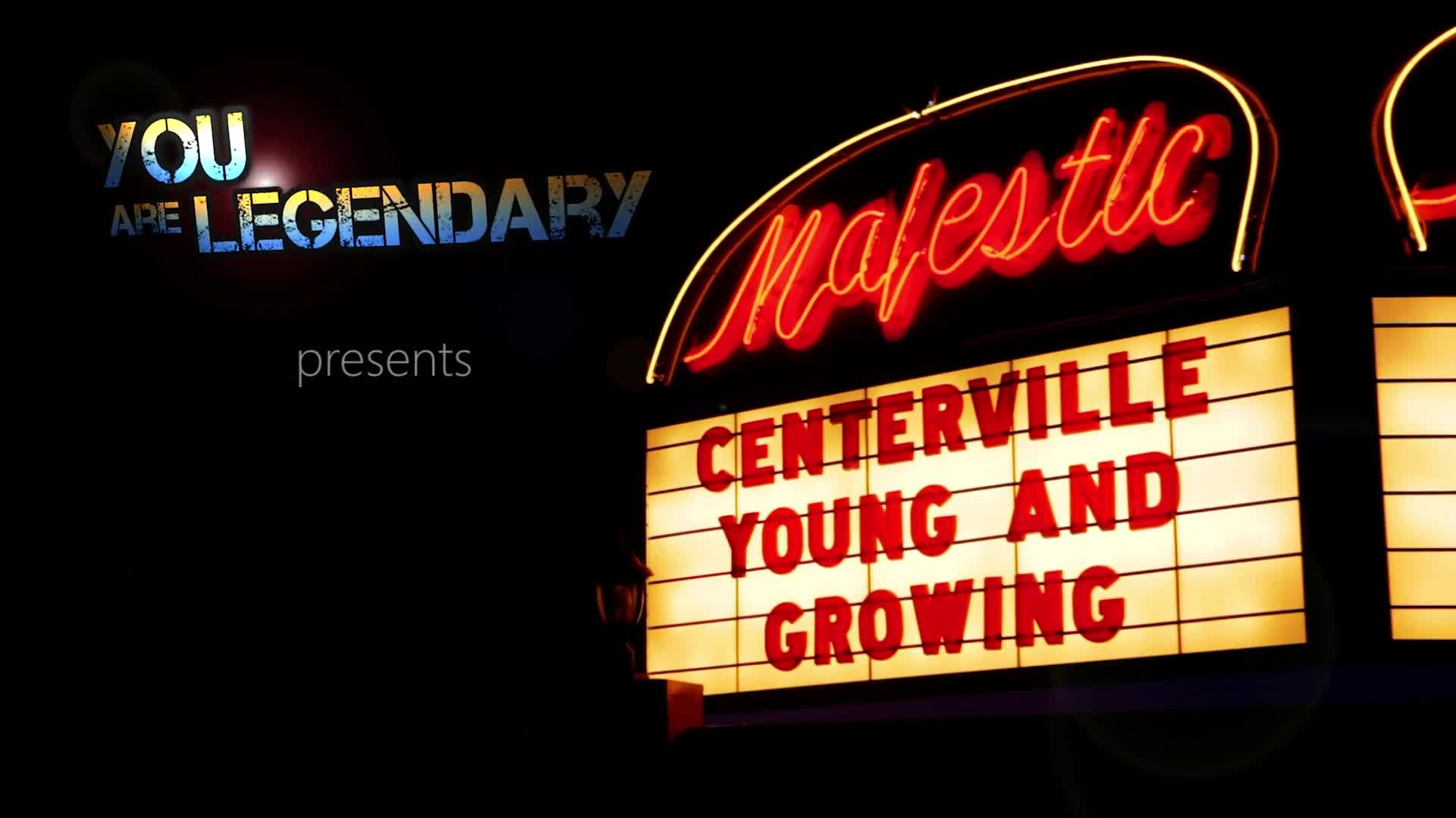 Centerville: Young and Growing