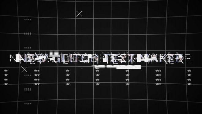 Glitch Maker: Motion Graphics Templates