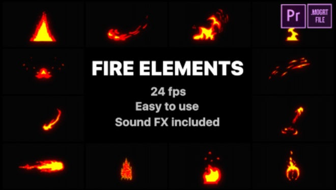 Cartoon Fire FX Motion Graphics Templates on Vimeo
