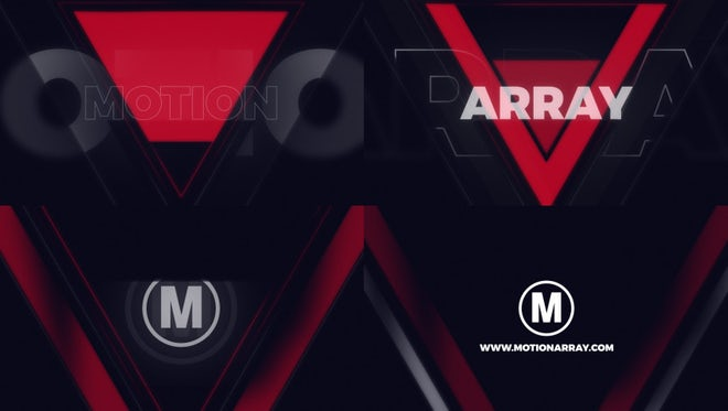 Logo Reveal Opener: After Effects Templates