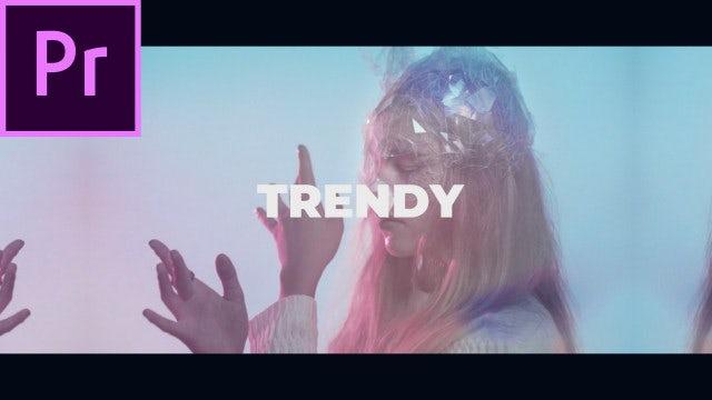 Fashion Media Opener: Premiere Pro Templates