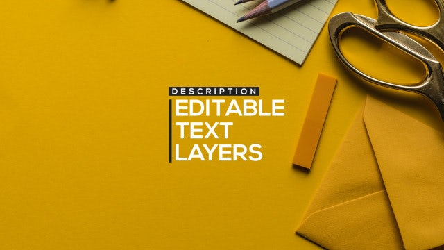 New Modern Titles Pack: Motion Graphics Templates