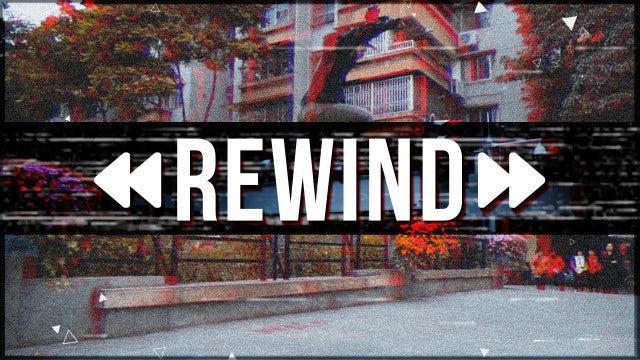 Rewind Short Intro: Premiere Pro Templates