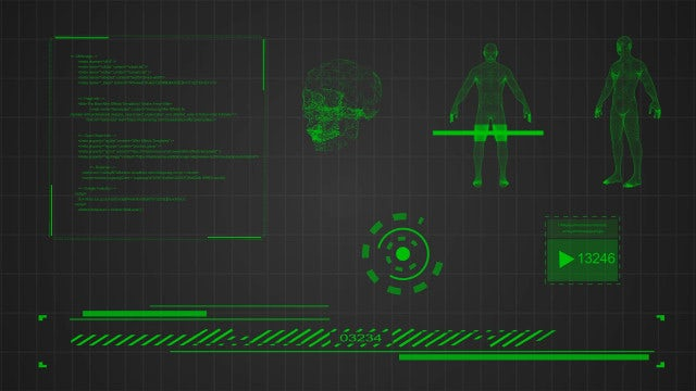 Hud Infrographic Big Pack: Motion Graphics Templates