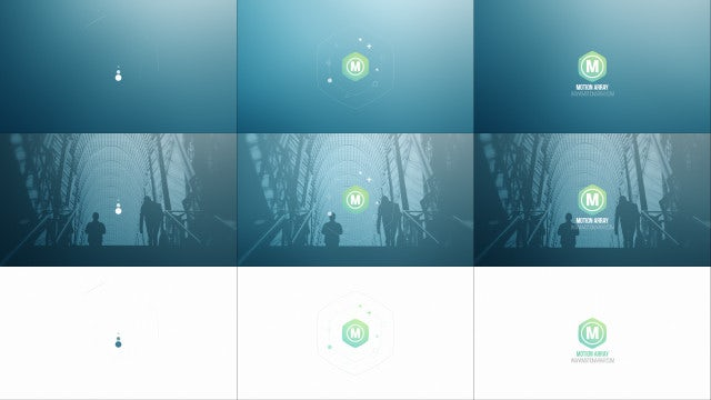 Logo Animation Intro Pack: After Effects Templates