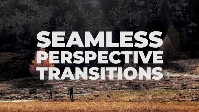 Seamless Perspective Transitions: Premiere Pro Presets