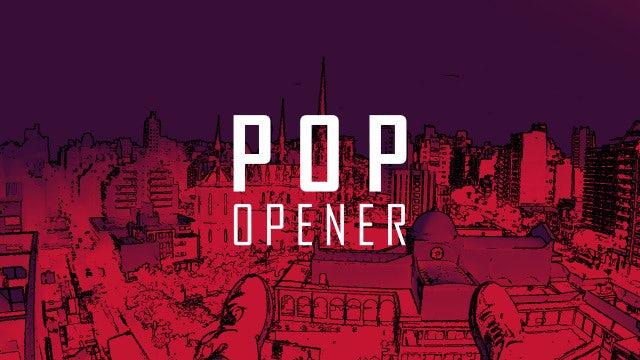 Pop Opener: Premiere Pro Templates