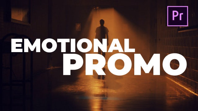Emotional Promo: Premiere Pro Templates