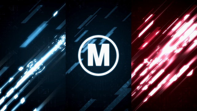 Cyber Logo: After Effects Templates