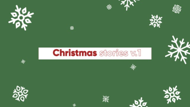 Christmas Stories V.1: After Effects Templates