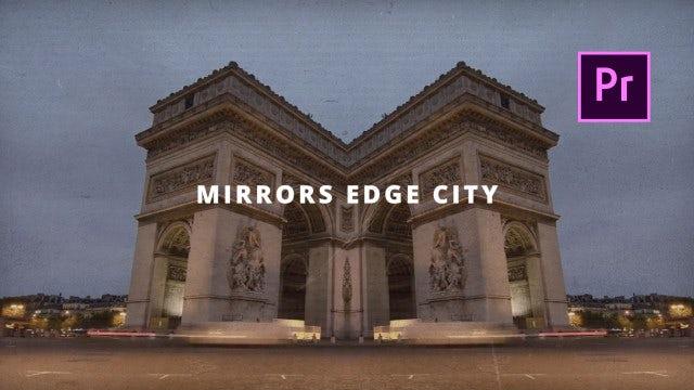 Mirror World: Premiere Pro Templates