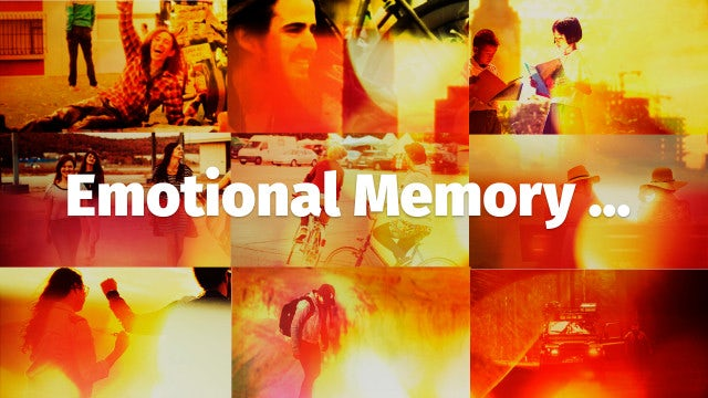 Emotional Memory - Slideshow: Premiere Pro Templates