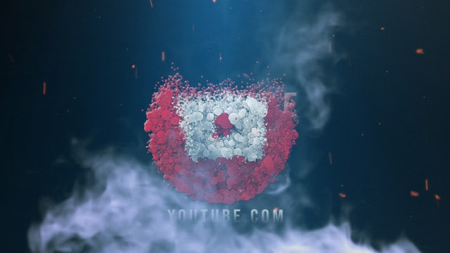 Smokescreen Logo: After Effects Templates