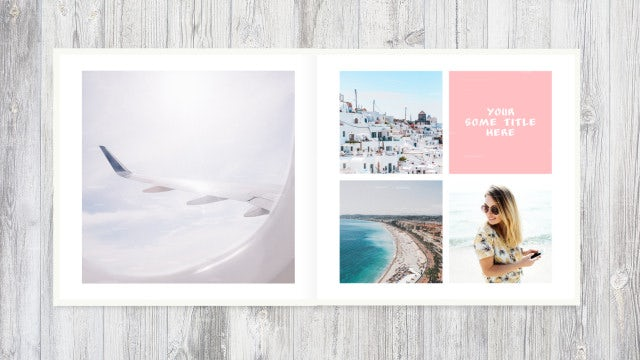 Photo Album Slideshow: After Effects Templates