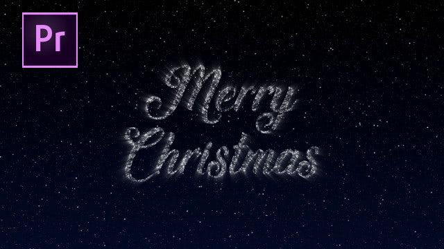 Christmas Title: Motion Graphics Templates