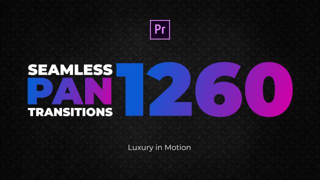 1260 Seamless Pan Transitions 145898