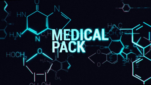 Medical Pack: After Effects Templates