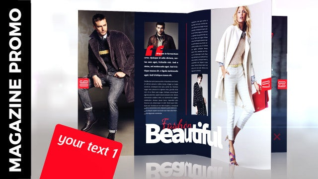 Magazine: After Effects Templates