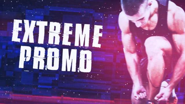 Extreme Promo: Premiere Pro Templates
