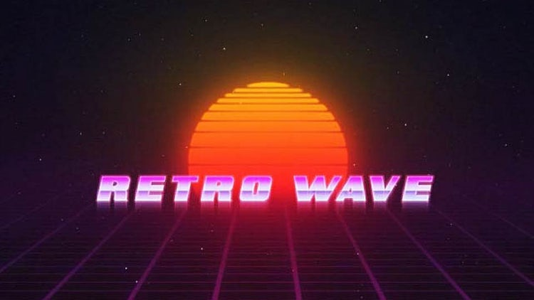 Retrowave Site