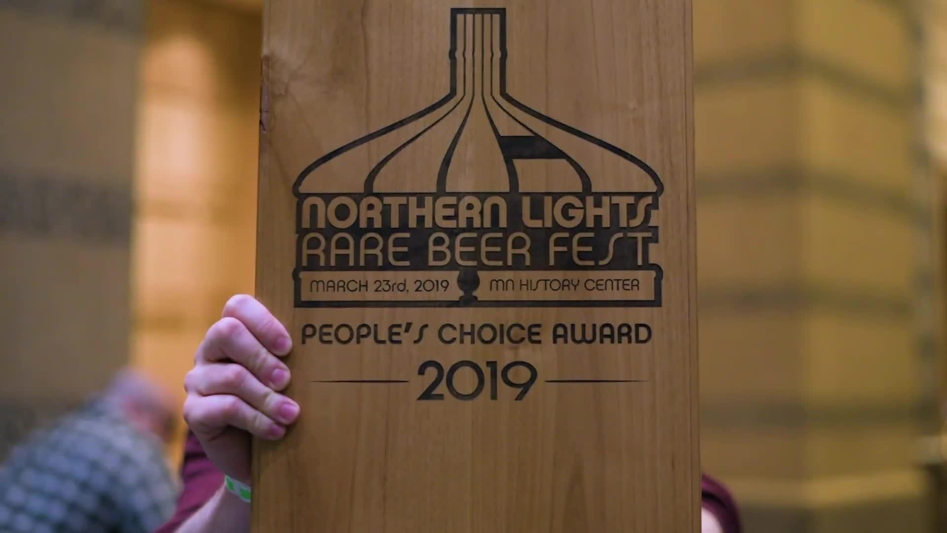Northern Lights Rare Beer Festival