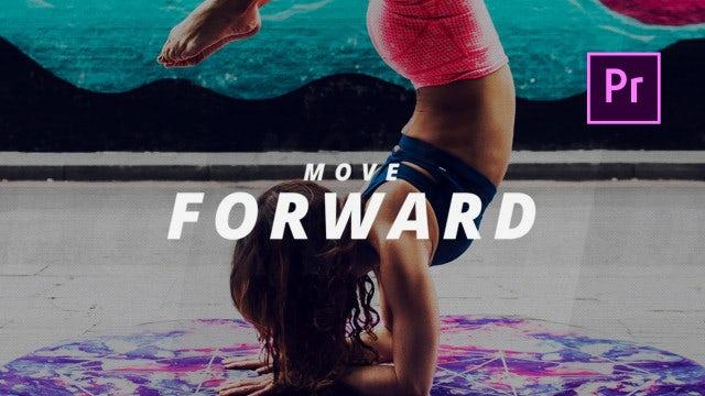 Motivation Promo: Premiere Pro Templates